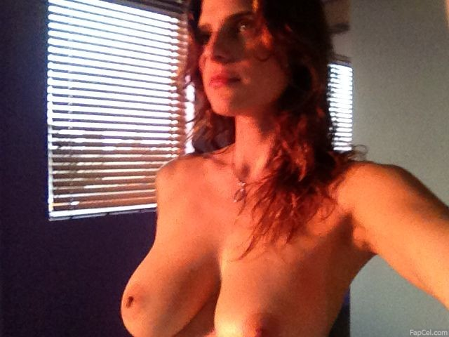 Lake Bell Topless