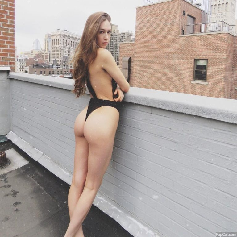 Elsie Hewitt Amazing Fitness Ass
