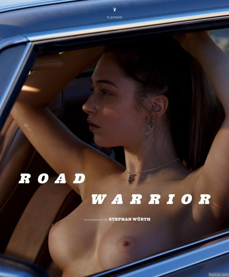 Elsie Hewitt Nude Boobs