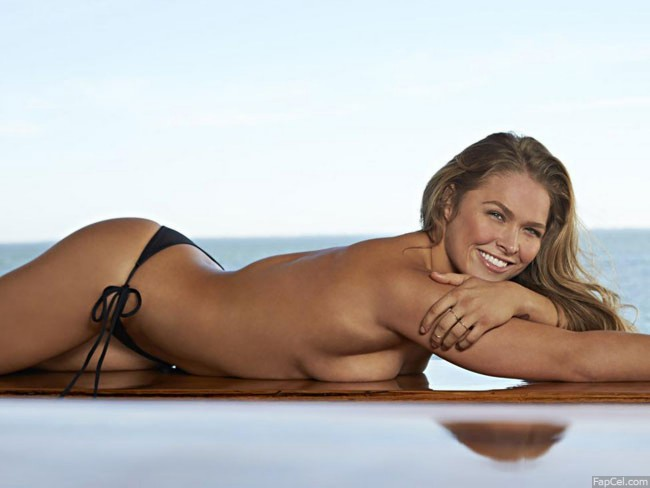 Ronda Rousey Leaked Nude