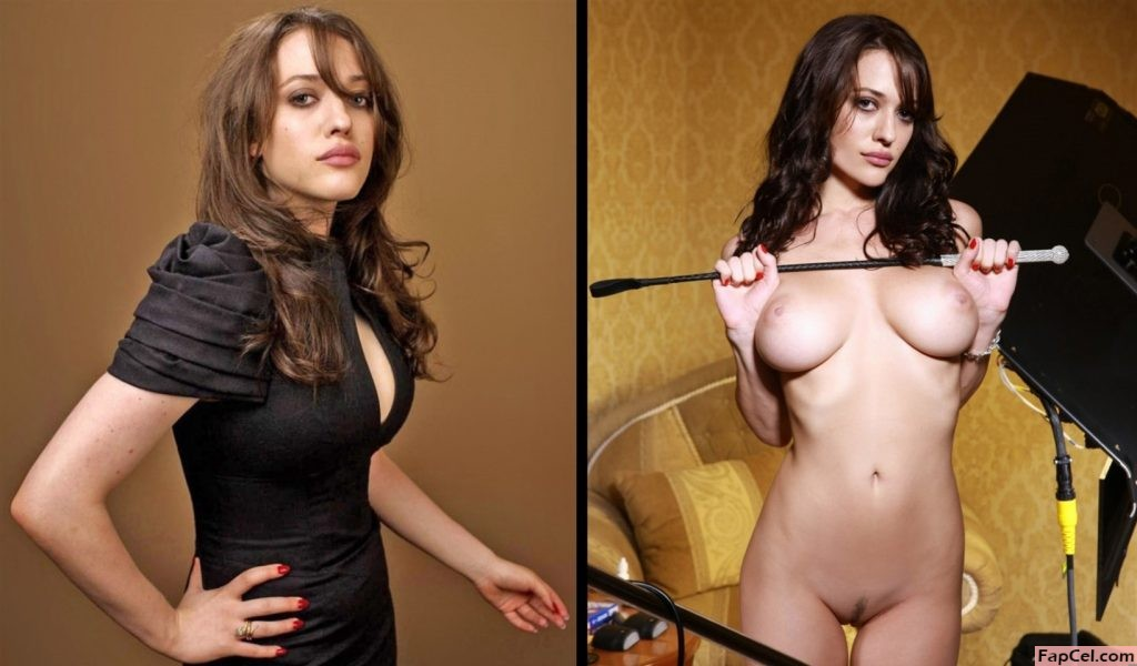 Fake Naked Pic of Kat Dennings